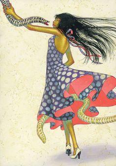 Illustration by Fuco Ueda