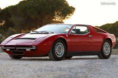 Maserati Merak, Ferrari, Retro Cars, Cars And Motorcycles, Super Cars, Classic Cars, Automobile, Garage, Vehicles