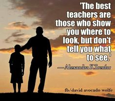 Remember who you are. You already have the answers.