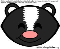 1000 Images About Skunk Birthday Party On Pinterest