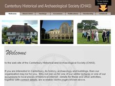 Canterbury Historical and Archaeological Society's web resources for local history includes #clickablemap #buildings #streetscenes #CanterburyCathedral #biographies #bibliographies