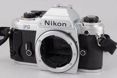 [Near MINT]Nikon FG 35mm SLR Film Camera from Japan #18-8222478 #Nikon