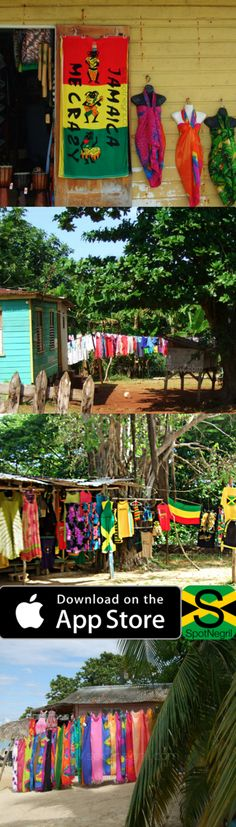 Beautiful and colourful Negril, Jamaica!!
