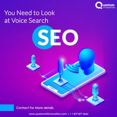 The Future of SEO is Voice Search. You need to Look at Voice Search Optimization Strategies Content Marketing, Digital Marketing, Professional Seo Services, Search Optimization, Seo Services Company, Business Sales, The Voice, Future, Future Tense