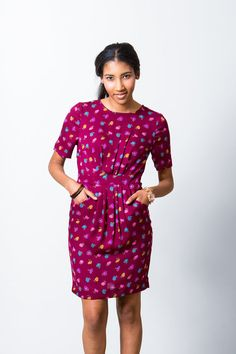 Coffee Date Dress Sewing Pattern por PatternRunway en Etsy, $11.50