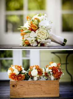 Good colors for a fall wedding