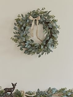 Full and lush, with clusters of green berries, slim, realistic eucalyptus leaves and an elegant jute bow to finish, our frosted botanical wreath will accentuate your Christmas décor in the most stylish way possible. Pair with our Frosted Euc Christmas Reef, Christmas Door Wreaths, Christmas Home, Christmas Crafts, Scandi Christmas Decorations, Homemade Christmas Wreaths, Christmas Garlands, Christmas Scents, Eucalyptus Wreath