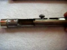 ▶ Home Made Zip gun. (Homemade) - YouTube