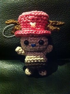 "Chopper amigurumi ""One Piece"""