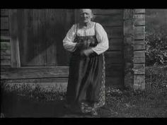 """Carelian Magic (1920) Carelia was famous for its professional lament singers, men and women who knew long laments, songs and epical verses by heart. In 1920 The Kalevala Society (Kalevala Seura) still found wise men and women who also could perform magical rituals. This video is a compilation of magical rituals found in """"Reenactment of a Carelian Wedding"""" shot on location in 1920. Finland Immigrant Song, Voynich Manuscript, Pagan Symbols, Lappland, Wedding Shot, Art Costume, Wise Men, Spirit Guides, Occult"""