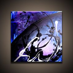 Modern Abstract Painting Techniques by www.PetesOriginalArt.com