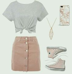 everyday outfits for moms,everyday outfits simple,everyday outfits casual,everyday outfits for women Cute Skirt Outfits, Cute Teen Outfits, Teenage Girl Outfits, Girls Fashion Clothes, Teen Fashion Outfits, Mode Outfits, Simple Outfits, Pretty Outfits, Stylish Outfits