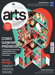 Computer Arts edição 66 (versão brasileira da edição 208 gringa) - Editora Europa: Revistas e Livros de Primeira Classe