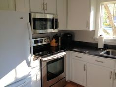 Kitchen Cabinet Refacing   The Process   White Cabinets, Kitchen Board And  House Projects
