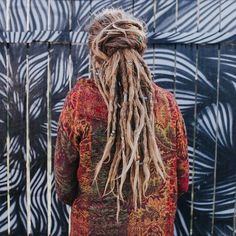 #dreadlockhairstyle #dreadlocks #dreadlockstyle #dreadbeads #dreads #dreadhead #dreadhair #my dreads life #dreadlockbeads #wonderlocks #dreadknot #dreadgirl #girlwithdreads #mountaindreads Dreadlock Beads, Dread Beads, Dreadlocks Girl, Locs, Hippie Life, Hippie Style, White Dreads, Jewelry Tattoo, Dreadlock Hairstyles