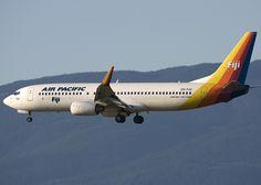 Air Pacific (now renamed Fiji Airways) DQ-FJG_737-8X