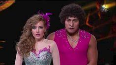 JOLETTE BAILANDOPORUN SUEÑO HDTV 2017 BAILE 3