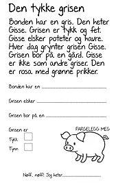 Spireserien | Norsk mål etter 2.kl Barn Crafts, Too Cool For School, Kids Education, Teaching Kids, Homeschool, Language, Classroom, Activities, Writing
