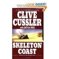 Skeleton Coast (The Oregon Files)  Clive Cussler