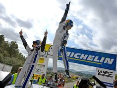 WRC, Sébastien Ogier double champion du monde !