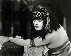"""""""V stands for Vampire, and it stands for Vengeance. The vampire I play is the vengeance of my sex upon its exploiters. You see, I have the face of a vampire, perhaps, but the heart of a feministe."""" — Theda Bara (Bizarre Los Angeles)"""