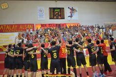 Göztepe Hentbol www.goztepetv.com #İzmir #Göztepe #UçanAdamlar #Hentbol #Spor #Sarı #Kırmızı #SarıKırmızı #Aşk