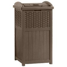 36 Qt Large Open Wastebasket Extraordinary Lamont Home Carter Round Wicker Waste Basket White  Plastic Waste Inspiration