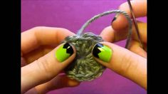 Invisible Join Crochet Tutorial/this is done with a needle