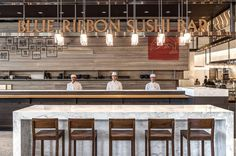 News | Turner Completes Blue Ribbon Sushi at Hudson Eats, Downtown Manhattan | Turner Construction Company