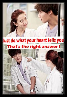 this is a quote from emergency couple korean drama :)