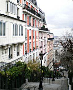 MONTMARTRE, Paris, France by Grangeburn, via Flickr
