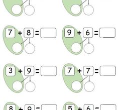 Adding 2 digit numbers using number bonds to 10 | MontessoriSoul