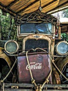 #coca cola #classic car