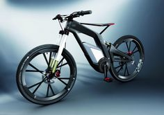 Helmet required: Audi unveils futuristic 'e-bike' that can hit 50 mph    Read more: http://www.digitaltrends.com/cool-tech/helmet-required-audi-unveils-futuristic-e-bike-that-can-hit-50-mph/#ixzz1vc4JRypH
