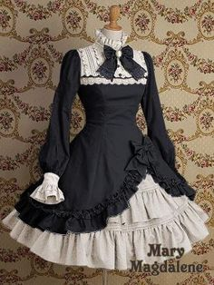 Mary Magdalene Lolita/Victorian style Dress