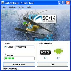Ski Challenge 14 Hack 2016 download iOS, apk.Full Ski Challenge 14 Hack download. Download hack and crack for Ski Challenge 14 Hack.