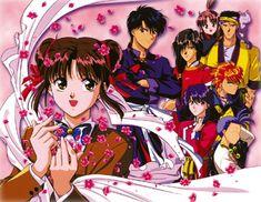 Fushigi Yugi, the 2nd shojo anime I watched after Sailor Moon