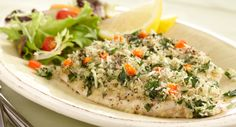 Recipe Inspirations World Flavors collection makes it easy and fun to explore global cuisines in your own home. Each packet includes pre-measured, all-natural, salt-free McCormick spices and herbs and a collectible recipe card. Make a flavorful crust for mild tilapia with crisp panko bread crumbs, fresh spinach and fragrant Mediterranean herbs like marjoram, basil and oregano.
