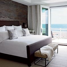 Rehoboth Beach, Delaware, bedroom | Coastalliving.com