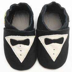 New Soft Sole Leather Shoes For Baby Toddler Boy Girl Infant Newborn 0-36 Months #SAYOYO #CasualShoes