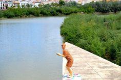 Señor nadador