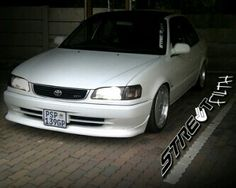 Corolla 2001, Toyota Corolla, 1990s Cars, Car Gadgets, Passion, Cars, Car Accessories