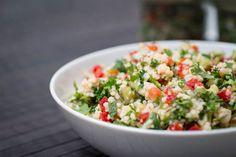 Sallys Rezepte - Orientalischer Couscous Salat