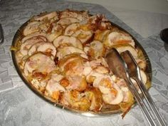 Medalhão de frango por Shirley | Aves | Receitas.com