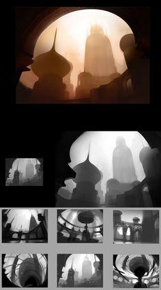 Matt Kohr - Concept Art and Illustration - Blog