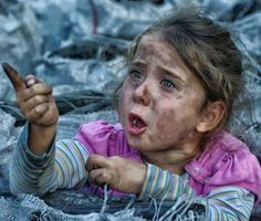 The war in Syria.                                                                                                                                                     More
