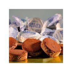 #Mantecados de #chocolate, elaborados con #cacao puro. Simplemente