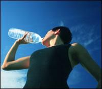Drinking water faster than your body can sweat, urinate or breathe it out can kill you.