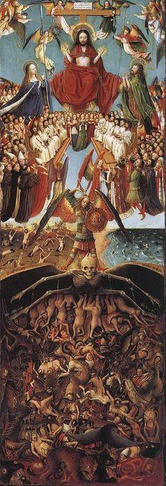 В бельгийском Генте находится один из наиболее значимых образцов западной средневековой живописи — алтарь Яна ван Эйка, написанный для собора Св. Бавона в 1432…