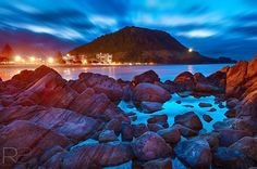 Landscape photo from Leisure Island of Mount Maunganui, New Zealand New Zealand Holidays, Mount Maunganui, Sunny Beach, New Zealand Travel, Travel Photographer, Holiday Destinations, Landscape Photos, Travel Photos, Places To See